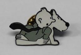 SUPERBE PINS - Tintin Et Milou - Herge - Comics