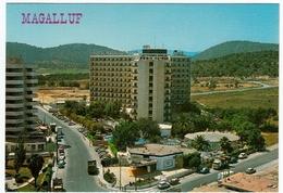 HOTEL MAGALLUF - VISTA PARCIAL - MALLORCA - BALEARES - Vedi Retro - Mallorca