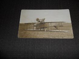 Aviation ( 43 )   Avion  Vliegtuig   Carte Photo   Fotokaart - Aeródromos