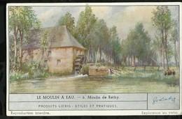 CHROMO LIEBIG . LE MOULIN A EAU . MOULIN DE RETHY . - Liebig