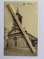 GENAPPE  Nº 2 »L'EGLISE» Panorama (1937)Édit E.P. DOHET- Baude (NELS). - Genappe