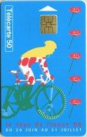 Catégorie Sport - Le Tour De France 1996 (2) (Recto-Verso) - France