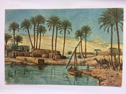 EGYPT The Steppyramid At Sakkara - Egypt