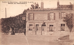 "¤¤   -   Vallée De Chevreuse  -  SENLISSE   -  Hôtel Du "" PONT-HARDI ""         -  ¤¤ - France"