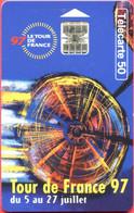 Catégorie Sport - Le Tour De France 1997 (Recto-Verso) - France