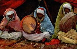Algérie - Musiciens Aveugles - Algérie