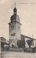 DARNIEULLES : (88) L'église - France