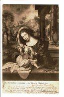 CPA - Carte Postale-Belgique-Musée De Bruxelles :La Vierge Et L'enfant-1905 VM4708 - Musées