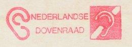 Meter Cut Netherlands 1990 Deaf Council - Other