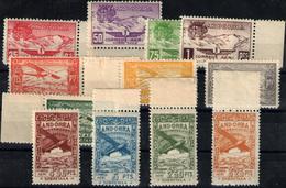 Antillas Españolas Nº NE 13/24. Año 1932 - 1931-50 Nuevos & Fijasellos