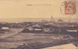 Cpa-62-grenay-mines- Cité Miniere N°11 En Panorama-edi Gossart Ansart - Andere Gemeenten