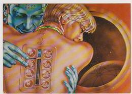 YAMAMOTO Sato Ed Nugeron N° H 19 - Amour Positions Erotisme Femme  - CPM 10,5x15 BE Neuve - Illustrators & Photographers