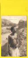 Homme Sakalave Madagascar - Madagascar