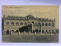 INDIA - Hyderabad, Sind - Civil Hospital - 1919 - Inde