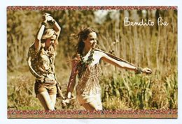 BENDITO PIE, MARCA DE ROPA MODA BRAND CLOTHES FASHION- POSTAL PUBLICIDAD ARGENTINA CIRCA 2000 - LILHU - Moda
