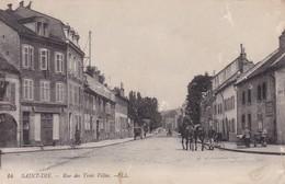 88 / SAINT DIE / RUE DES TROIS VILLES / LL 14 - Saint Die