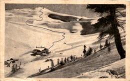 Nockgebiet - Skiheim Karneralm 1864 M, Post Ramingstein A. D. Murtalbahn (Salzburg) * 12. 3. 1949 - Österreich