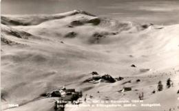 Skiheim Reiteralm U. Karneralm Gegen Schilchernock U.Klöllingscharte - Nockgebiet (35046) * 11. 3. 1954 - Österreich