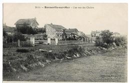 BARNEVILLE-sur-MER Une Vue Des Chalets Coll.Bonnesoeur 10 Bis - Barneville