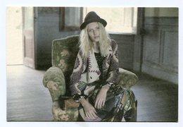 RAPSODIA, MARCA DE ROPA MODA, BRAND CLOTHES FASHION - POSTAL PUBLICIDAD ARGENTINA CIRCA 2000 - LILHU - Moda