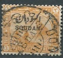 Soudan Condominium - Yvert N° 3 Oblitéré  - Ah 31001 - Sudan (...-1951)