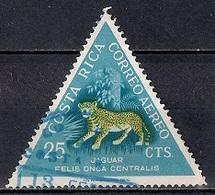 Costa Rica 1963 - Airmail - Mammals - Costa Rica