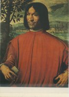 ITALIA - FDC MAXIMUM CARD 1992 - LORENZO IL MAGNIFICO - ANNULLO SPECIALE FIRENZE - Cartoline Maximum
