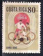 Costa Rica 1965 - Airmail - Olympic Games - Costa Rica