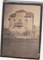 Ancienne Photographie / Maison / Sarrebourg Rue.......... Octobre 1921 - Lieux