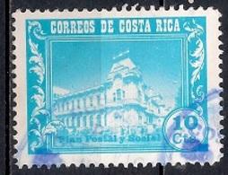 Costa Rica 1967 - Plan Postal Y Social - Costa Rica