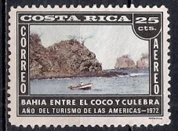 Costa Rica 1972 - Airmail - American Tourist Year - Costa Rica