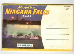 NIAGARA FALLS - ONTARIO ( LIBRETTO CON + FOTO ) (CANADA) - Niagara Falls