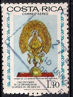 Costa Rica 1977 - Airmail - The 50th Anniversary Of Coronation Of Our Lady Of The Angels - Costa Rica