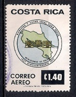 Costa Rica 1977 - Airmail - The 50th Anniversary Of Health Ministry - Costa Rica
