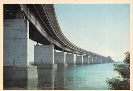 "4706"" THE STORSTROM BRIDGE "" PONTE STRADALE E FERROVIARIO-CART. POST. OR. NON SPED. - Danimarca"
