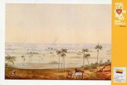 Lote PEP1345, Colombia, 2019, Entero Postal, Postcard, Historia, History, Los Llanos, Cow Horse Tree - Colombia
