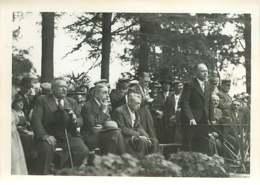 190719 - PHOTO DE PRESSE 1937 - PARIS POLITIQUE - Inauguration Centre Rural Et Artisanal Exposition Par Le Président - Personalidades Famosas