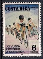 Costa Rica 1984 - The 20th Costa Rica Cycle Race - Costa Rica