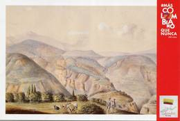 Lote PEP1347, Colombia, 2019, Entero Postal, Postcard, Historia, History, Purace, Mountain, Cow - Colombia