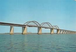 "4708"" THE STORSTROM BRIDGE "" PONTE STRADALE E FERROVIARIO-CART. POST. OR. NON SPED. - Danimarca"