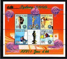 Olympische Spelen 2000 , Guinea -  Blok  Postfris - Summer 2000: Sydney