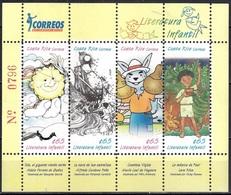 Costa Rica 1989 - Children's Literature  MINT - Costa Rica