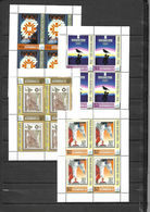 Olympische Spelen 2006 , Dominica - Zegels In Blok  Postfris - Winter 2006: Torino