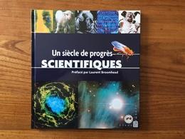 Livre Timbré - Série Le Siècle Au Fil Du Timbre - N° 4 : Un Siècle De Progrès Scientifiques - Neuf - Autres
