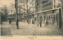 Cpa LYON 69 - 1917 - Foire De Lyon (Texte Intéressant, Porcelaine Revol Saint Uze) - Lyon