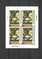 Olympische Spelen 2006 , St Vincent Und Grenadines - Zegel In Blok  Postfris - Winter 2006: Torino