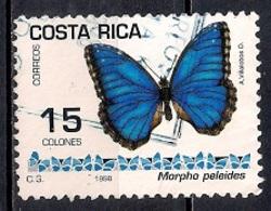 Costa Rica 1998 - Butterflies - Costa Rica