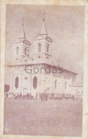 Romania - Bacau - Catedrala Sf. Niculae - Romania