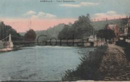 Belgium - Aywaille - Pont Suspendu - Aywaille