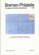 BREMEN - LITERATUR - Bremen-Philatelie , Hefte 1-20  Und Bände 1-3  Postgeschichtliche Belege - Bremen